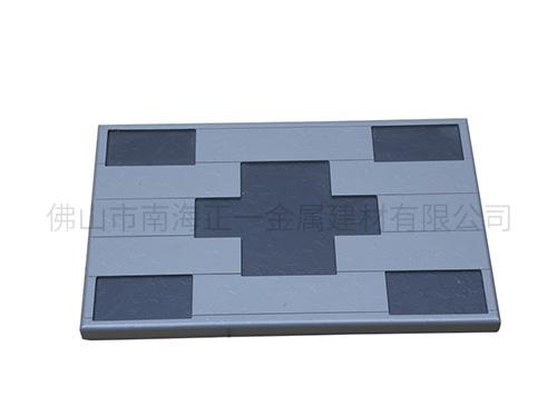 外墙双色铝单板