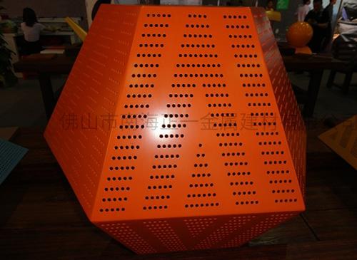 凹凸造型铝单板