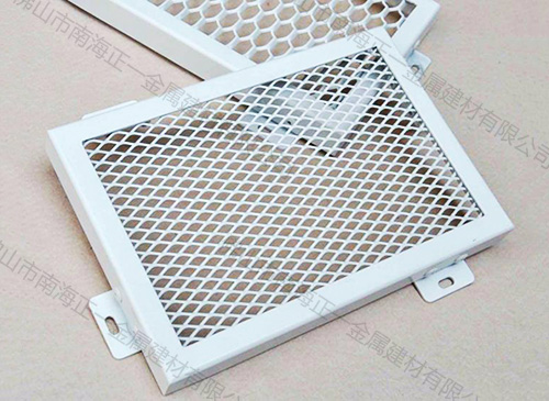 广州铝拉网板